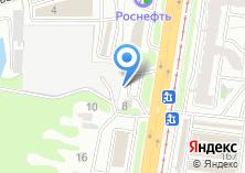 Компания «АГЗС ТулМоторГаз» на карте