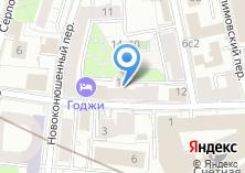 Компания «ЛУКОЙЛ-ЭНЕРГОСЕТИ» на карте