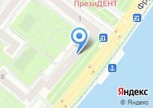 Компания «Московское еврейское культурно-просветительское общество» на карте