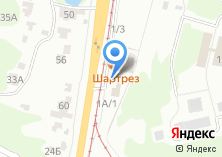 Компания «Механикус» на карте