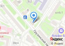 Компания «Московская служба недвижимости» на карте
