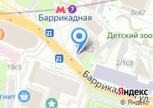 Компания «Булочка Бриош» на карте