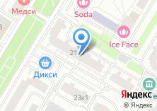 Компания «Домодедовский Асфальтово-бетонный Завод» на карте