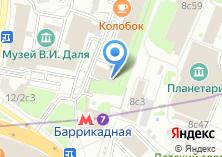 Компания «Высшая квалификационная коллегия судей РФ» на карте