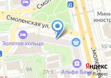 Компания «Admire» на карте