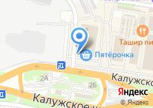 Компания «Магазин сантехники и газового оборудования» на карте