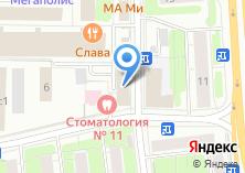 Компания «Салон интерьера кредит керамика» на карте