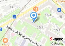 Компания «Теплая компания» на карте