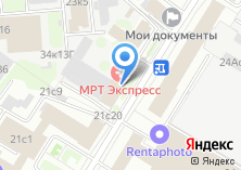 Компания «Баулюкс» на карте