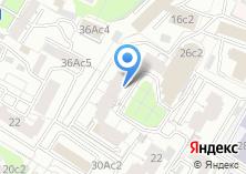 Компания «РОКСА» на карте