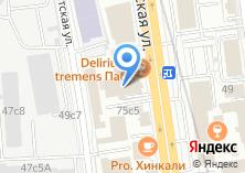Компания «СКМ Групп» на карте