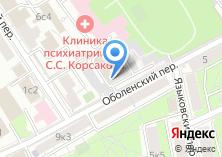 Компания «Ока Медиа» на карте