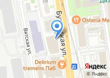 Компания «Super-sok» на карте