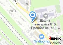 Компания «Дружба-2» на карте