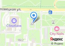 Компания «Служба по ремонту телевизоров» на карте