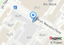 Компания «Визит-Центр» на карте