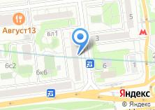 Компания «Yamaha» на карте