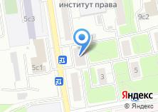 Компания «Лихва» на карте