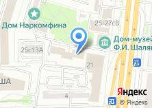 Компания «РОМА» на карте
