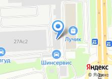 Компания «Бокс 007» на карте