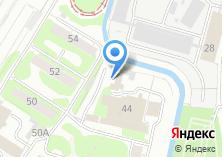 Компания «Антерн» на карте