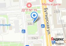 Компания «Бухгалтерская компания Счетовод» на карте