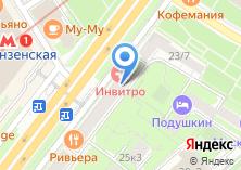 Компания «АНА Принт» на карте
