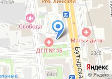 Компания «Кухни Премьер» на карте