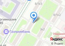 Компания «Mate» на карте