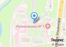 Компания «Цитомед» на карте