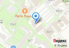 Компания «Ландшафтанет» на карте