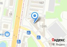 Компания «Иностранник» на карте