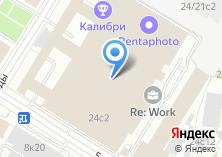 Компания «Почтовое отделение №127137» на карте