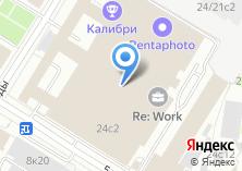 Компания «Московский керлинг-клуб» на карте