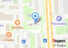 Компания «АРСЕНАЛ» на карте