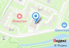 Компания «Бутово» на карте