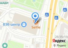 Компания «Пирус» на карте