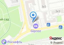 Компания «Апром» на карте