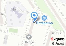 Компания «Детская библиотека №134» на карте