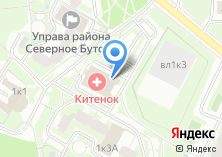 Компания «Молочно-раздаточный пункт» на карте