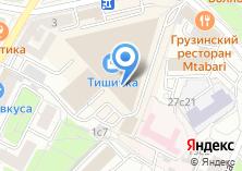 Компания «Лазер Ювелир Сервис» на карте