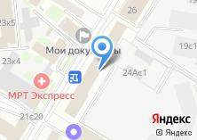 Компания «РусБизнесСталь торговая компания» на карте