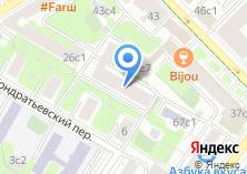 Компания «Модный.com» на карте