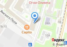 Компания «Камед» на карте