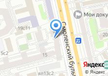 Компания «Аварийное вскрытие автомобилей» на карте