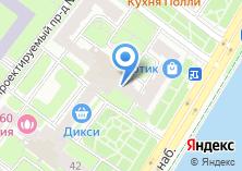 Компания «Главное бюро медико-социальной экспертизы по г. Москве» на карте