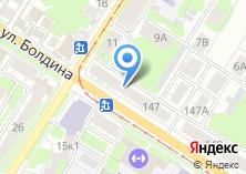 Компания «Детский обувной» на карте