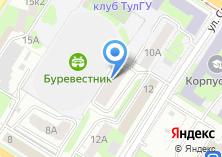 Компания «Dogovor71» на карте