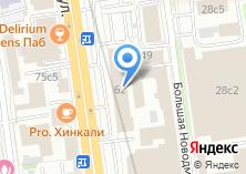 Компания «Студия Ракурс» на карте