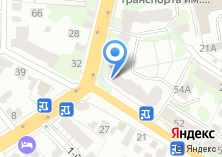 Компания «Белорусские кухни» на карте